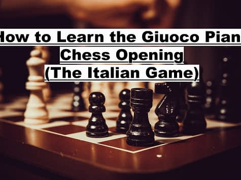 How to Learn the Giuoco Piano Chess Opening (ChessLoversOnly)