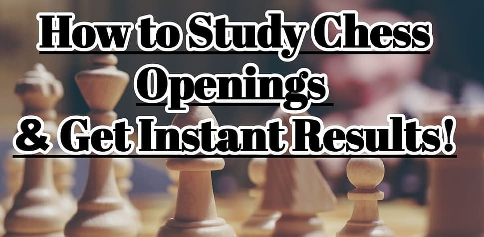 How You Can Study Chess Openings and Get Instant Results (ChessLoversOnly)